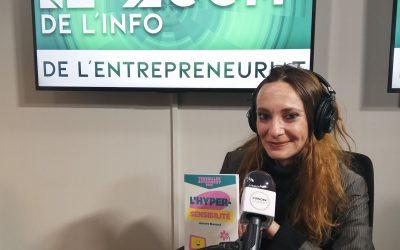 """Interviews -""""Travailler autrement avec l'hypersensibilité"""": on en parle sur Smartjob et Cowork la radio"""